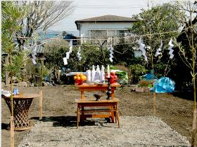 地鎮祭・着工のイメージ画像