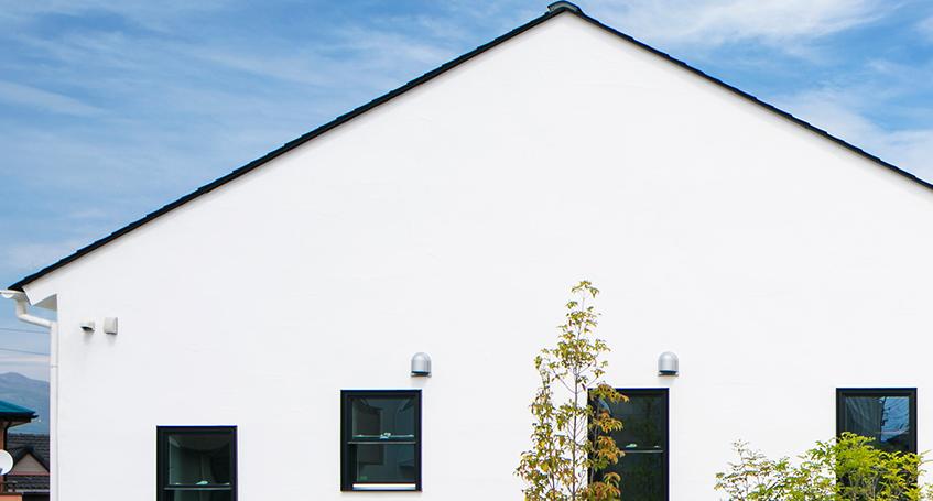 三角屋根のイメージ画像