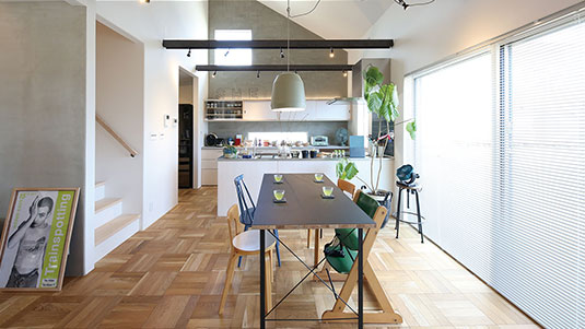 BROOKLYN × 北欧家具 イメージ画像