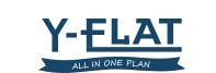 ロゴ:Y-FLAT