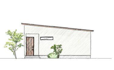 アウトドアライフを楽しむ家族が建てる平屋建てのおうち