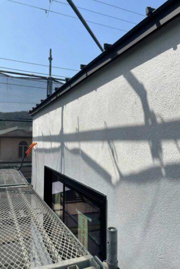 外壁左官工事(仕上げ)