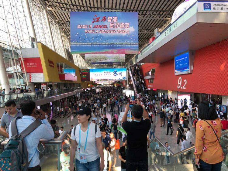 中国建材展