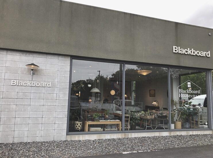 Blackboard店舗