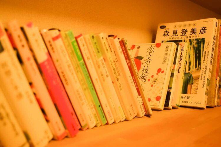 読書の、春…?