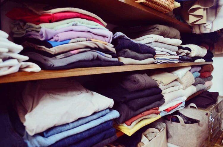 服が好き!!