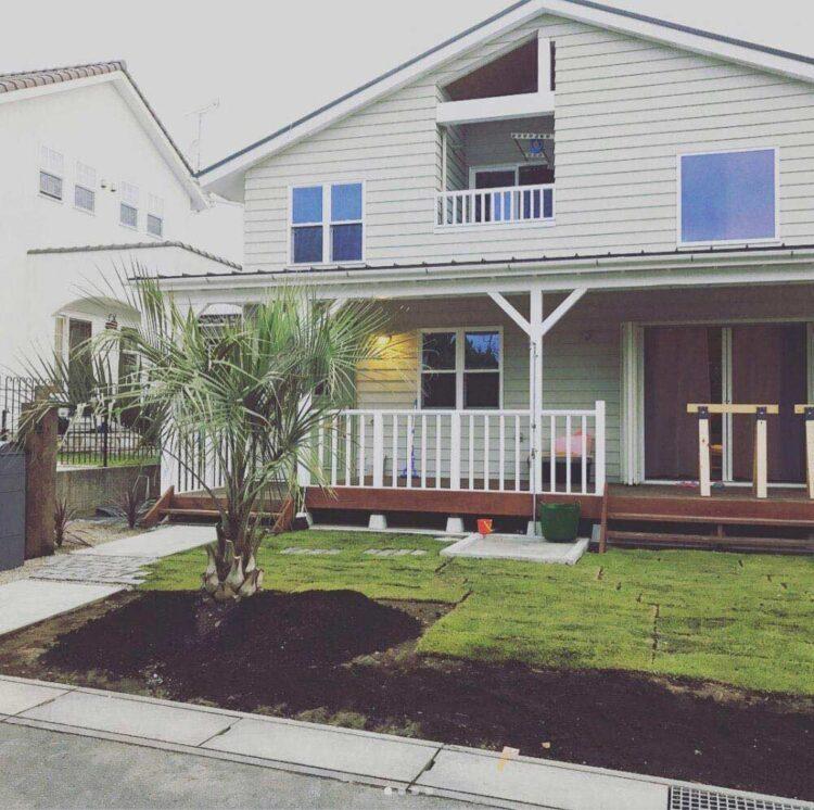 カリフォルニア風のサーファーズハウス:デザインのポイントvol.1(外観編)