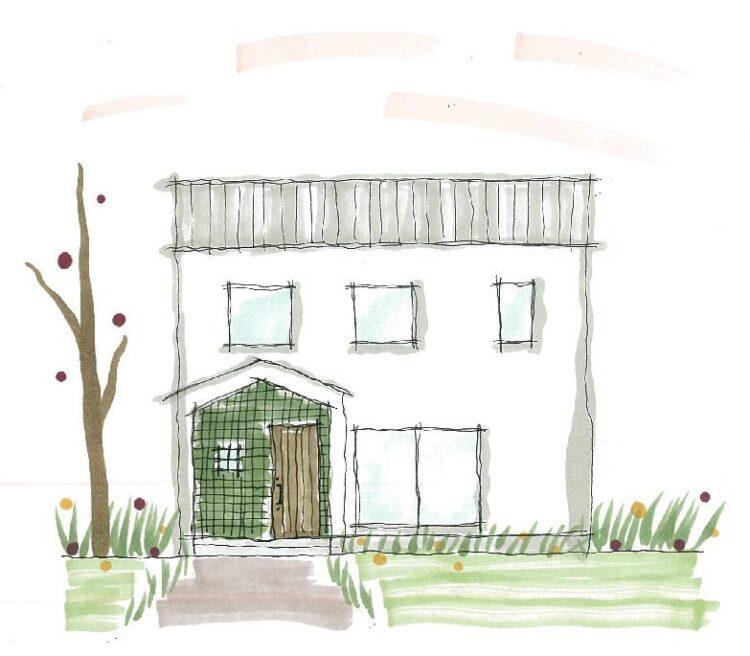 【予約制完成邸見学会】生駒山の麓に建つ、本好き家族のための暮らしを楽しむおうち
