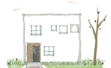先着8組【予約制完成邸見学会】奈良県香芝市【木製サイディングと白の外壁がマッチした光溢れるカッコいいお家】