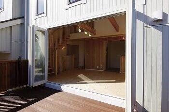 カリフォルニア風のサーファーズハウス:デザインのポイントvol.4(ライフスタイル編)